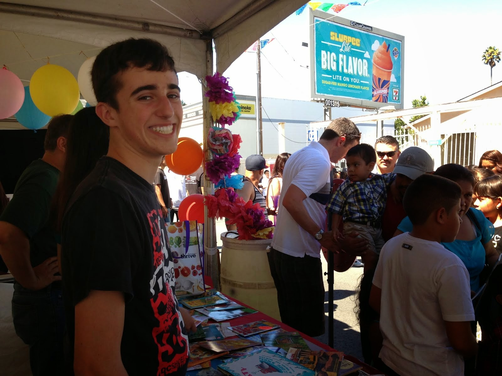 North Fair Oaks Festival - August 17, 2014