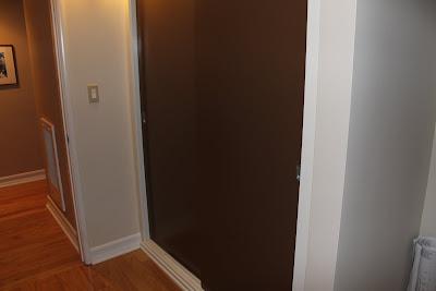 50's sliding closet doors