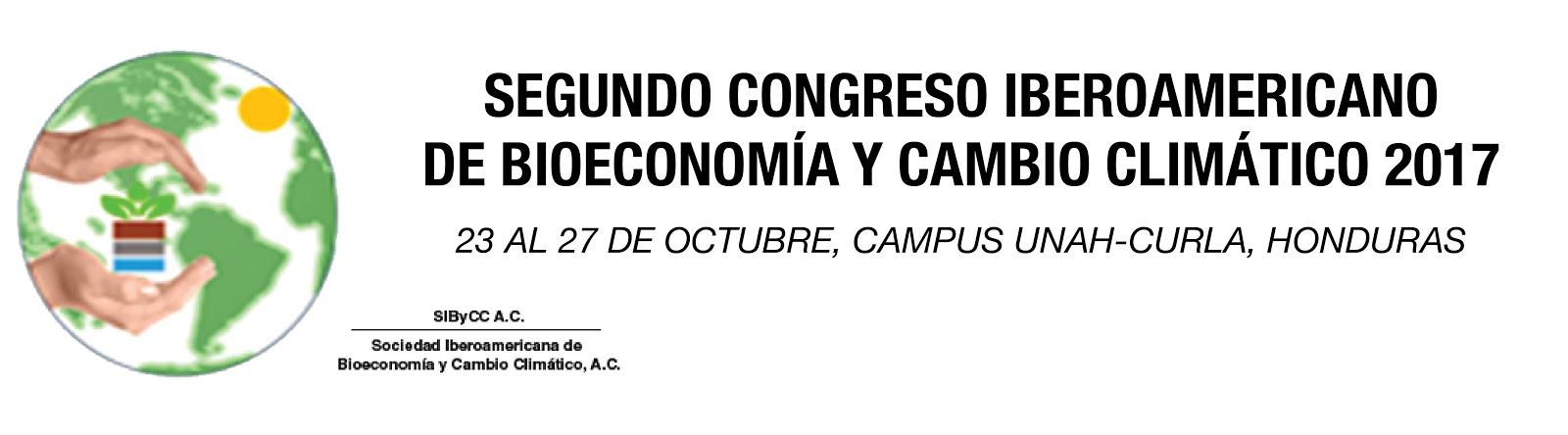 Segundo Congreso Iberoamericano de Bioeconomía y Cambio Climático