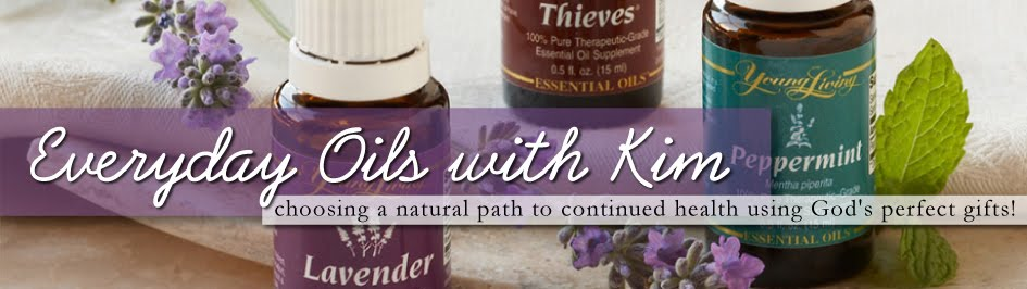 Everyday Oils with Kim