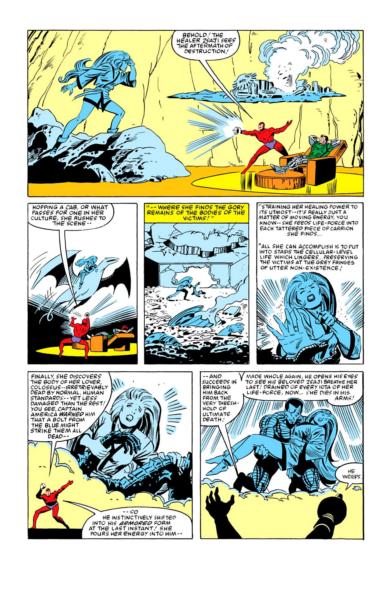 Captain America (1968) Issue #292m #220 - English 16