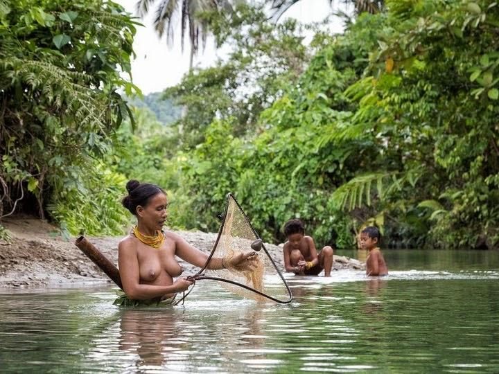 Сексуальные девушки из диких племен166
