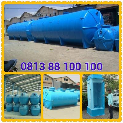 produk septic tank biotech, ipal, toilet portable fibreglass, stp, daftar harga septic tank
