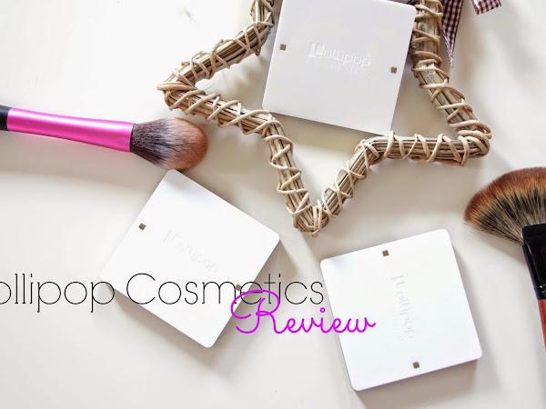 Review | Lollipop Cosmetics :: Eyeshadows, Bronzer & Blush