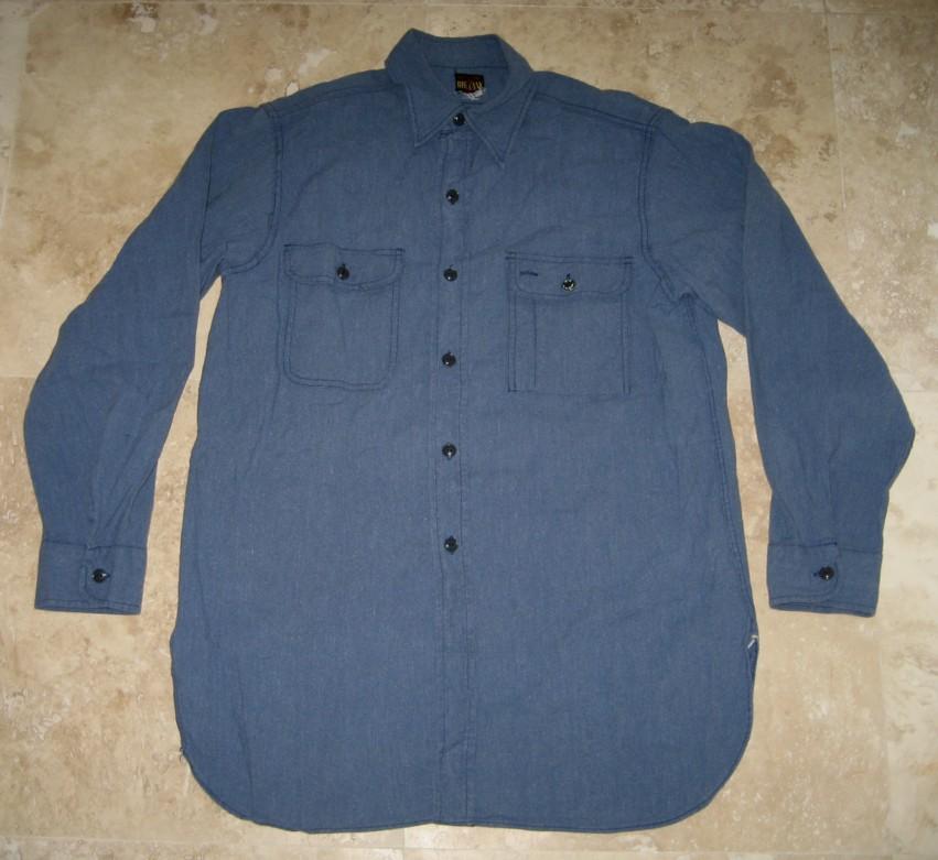 Big Yank Chambray Shirt