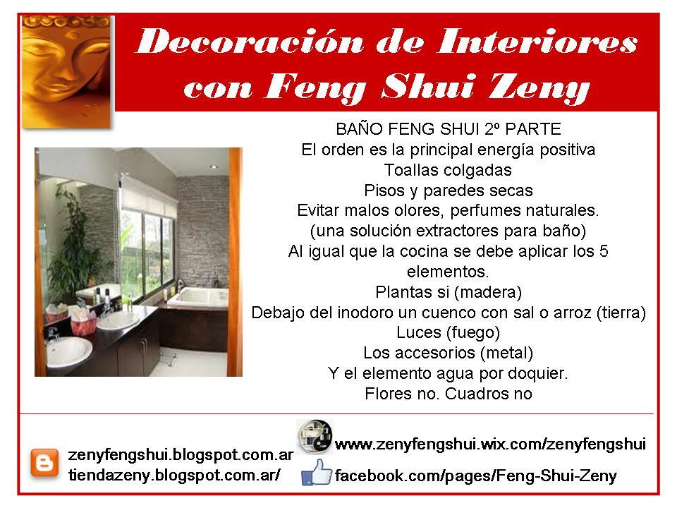 Feng Shui En El Baño De Visita:ZEN Y FENG SHUI + TAO : MINI CURSO FENG SHUI