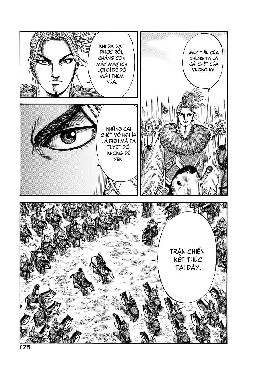 Kingdom - Vương Giả Thiên Hạ Chapter 172 page 8 - IZTruyenTranh.com