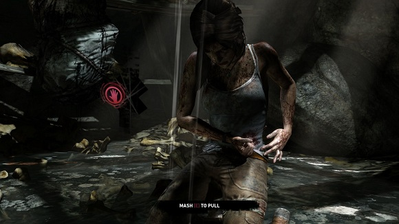 Tomb Raider PC Screenshot Gameplay 4 Tomb Raider Black Box