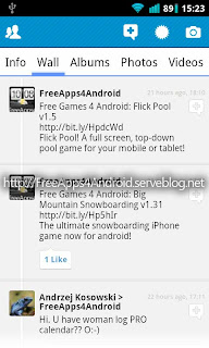 FriendCaster Pro for Facebook Free Apps 4 Android