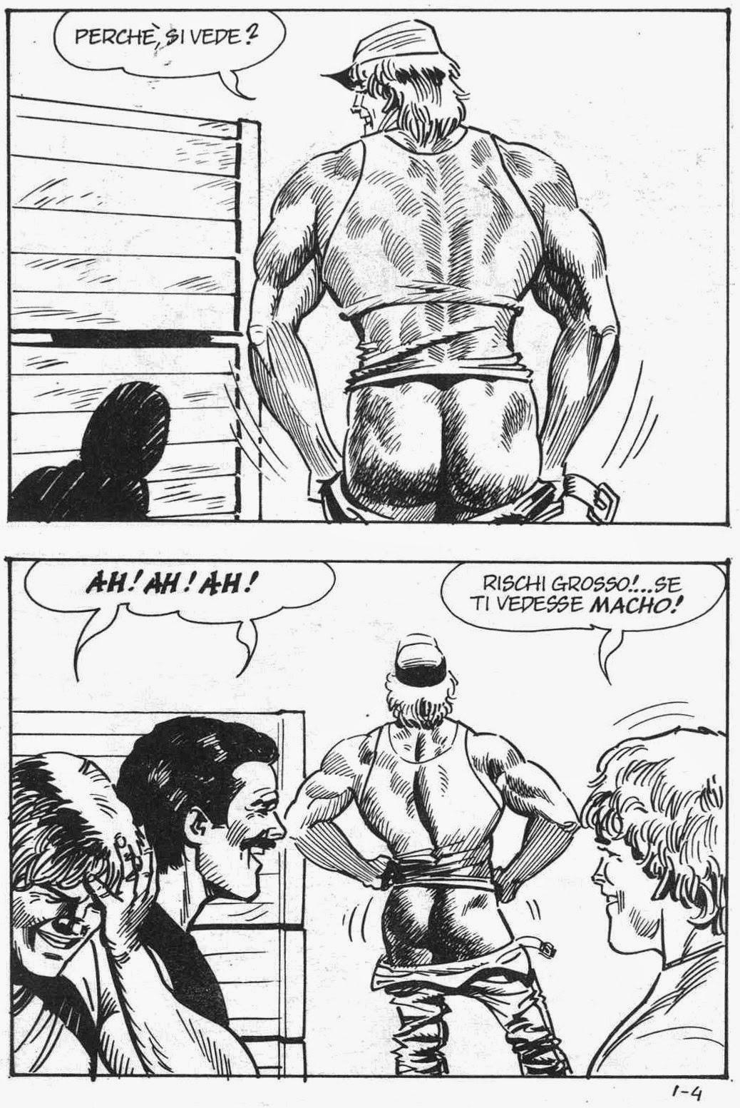 racconti bear gay Caltanissetta
