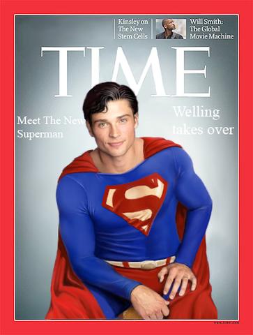 Transcendentel Musings: Smallville