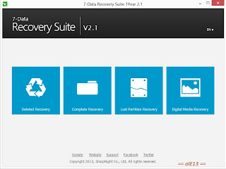 7-Data Recovery Suite 2.1.0.0 Full Version with Serial key