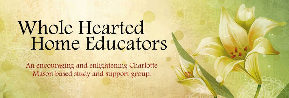 Whole Hearted Home Educators