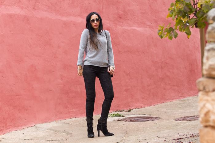 Blogger valenciana de moda adicta a los zapatos