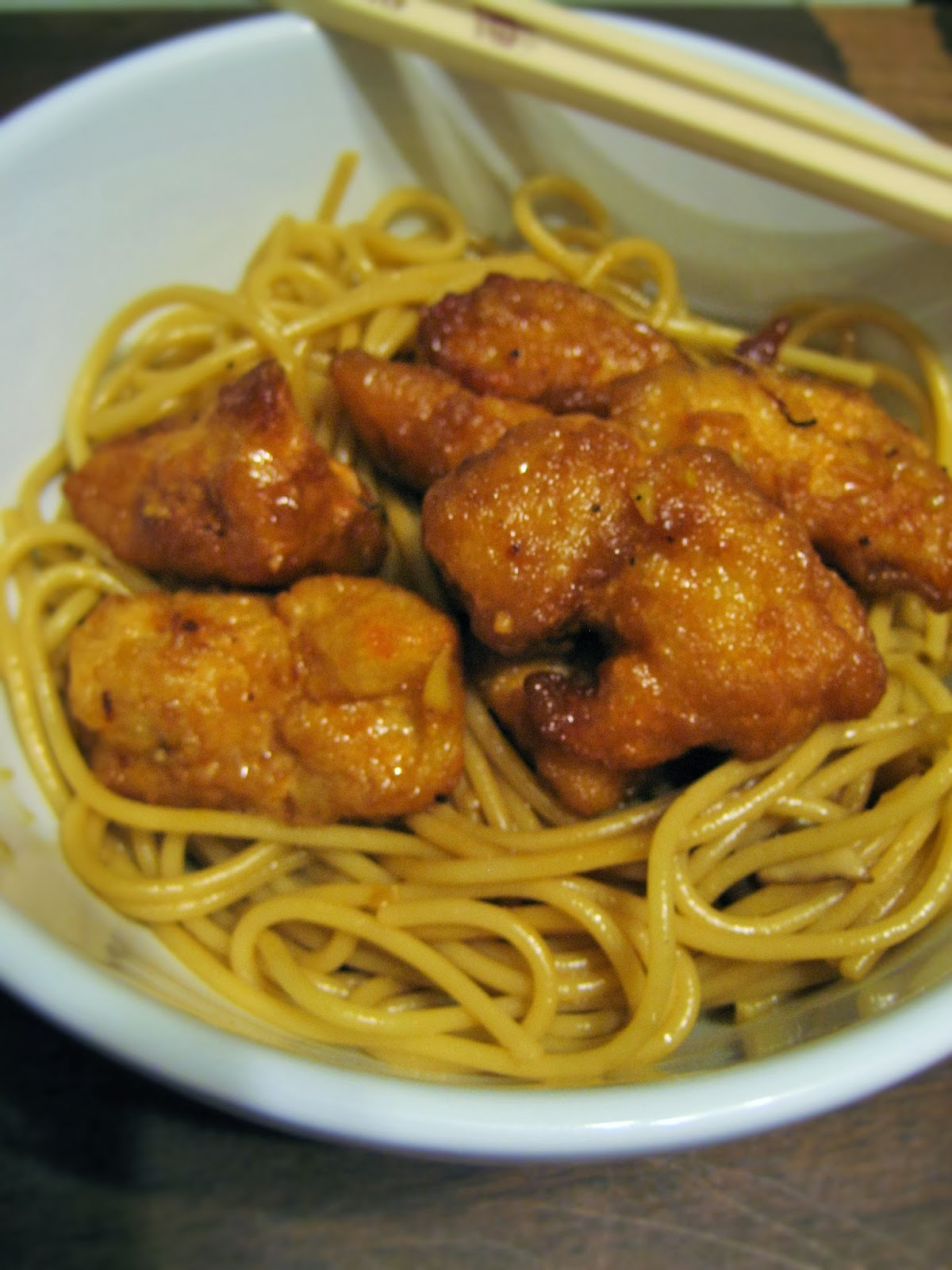 Orange-Honey-Chicken