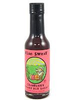 Toad Sweat Cranberry Dessert Hot Sauce