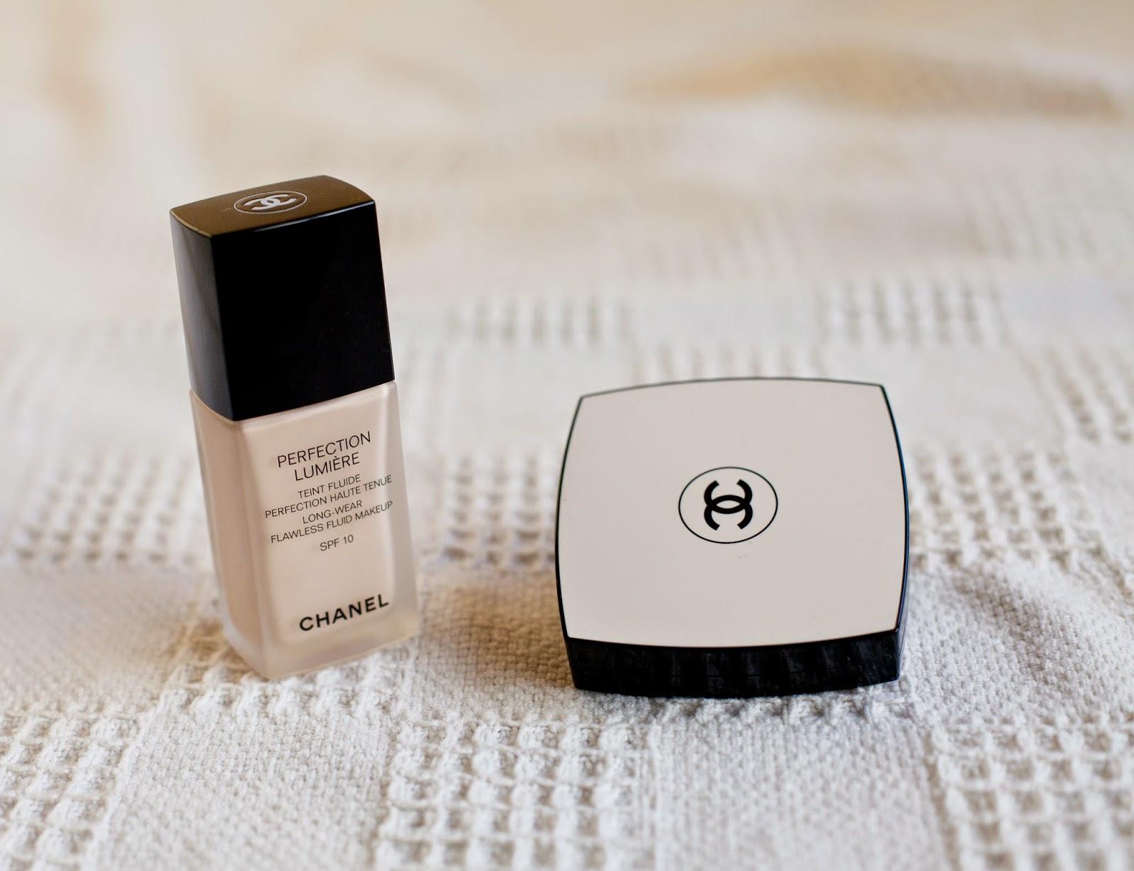Chanel foundation make up