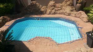 pool safety net. SA Pool Nets & Covers