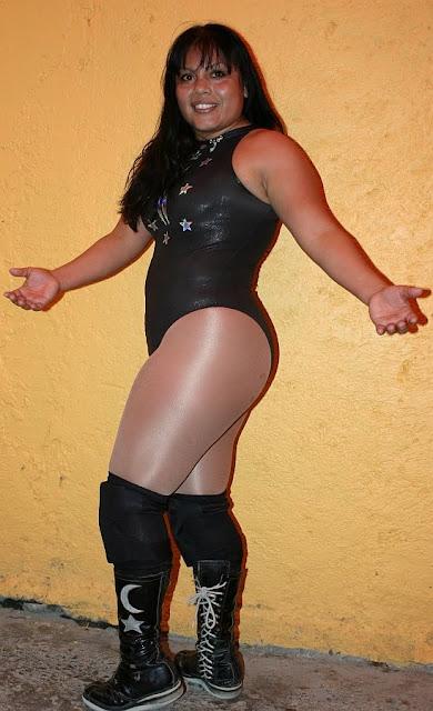Luna Magica - Mexican Women Wrestling
