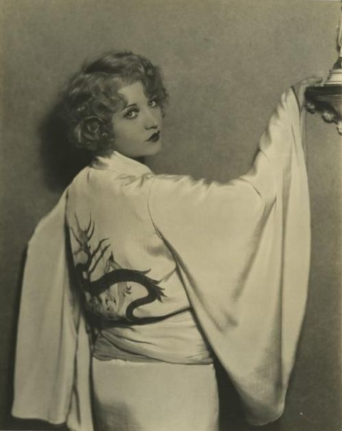 Betty Compson #1920s #kimono #fashion