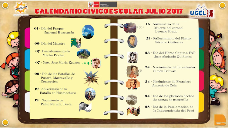 #Efemerides_ JULIO