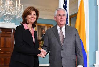 """EEUU y Colombia: Diálogo en Venezuela debe llevar a """"soluciones concretas"""" como un cambio de CNE"""