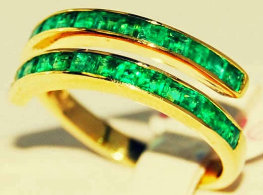Gold has been well-known in jewelry-making since the starting of time, but because genuine gold bends easily