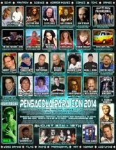 Speaker at Pensacola's PARACON!