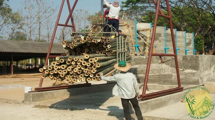 chalet bambou savez vous comment fabriquons nous nos produits en bambou. Black Bedroom Furniture Sets. Home Design Ideas