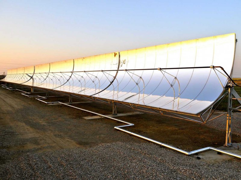 a solar collector system