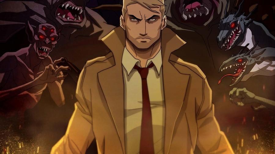 Constantine - Cidade dos Demônios - Legendado Torrent