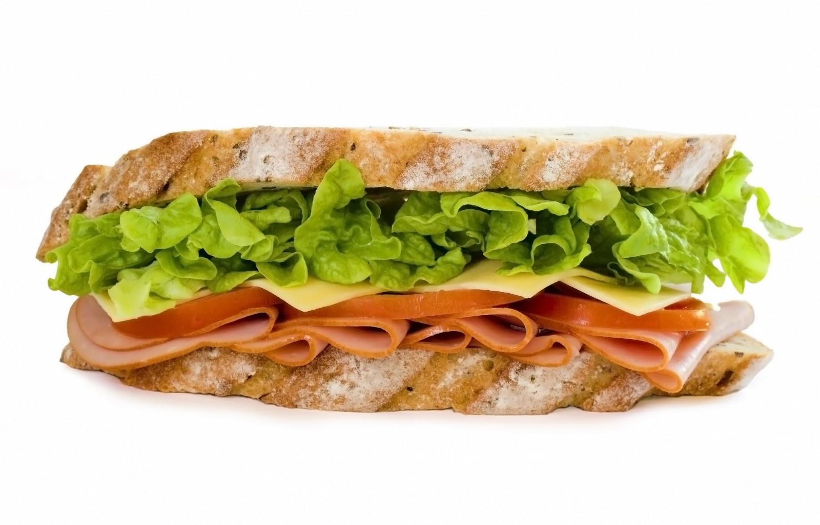 of sandwich