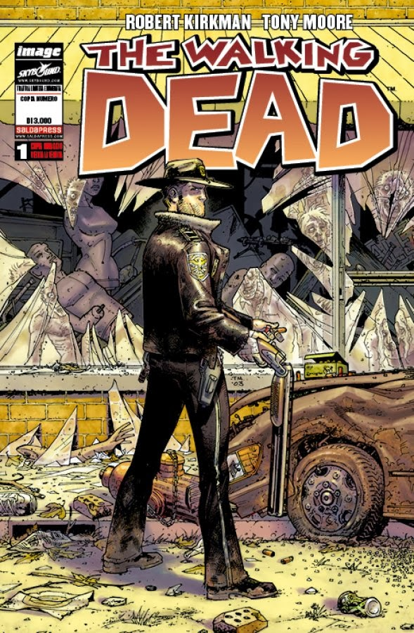 The Walking Dead #1 (Speciale SaldaPress)