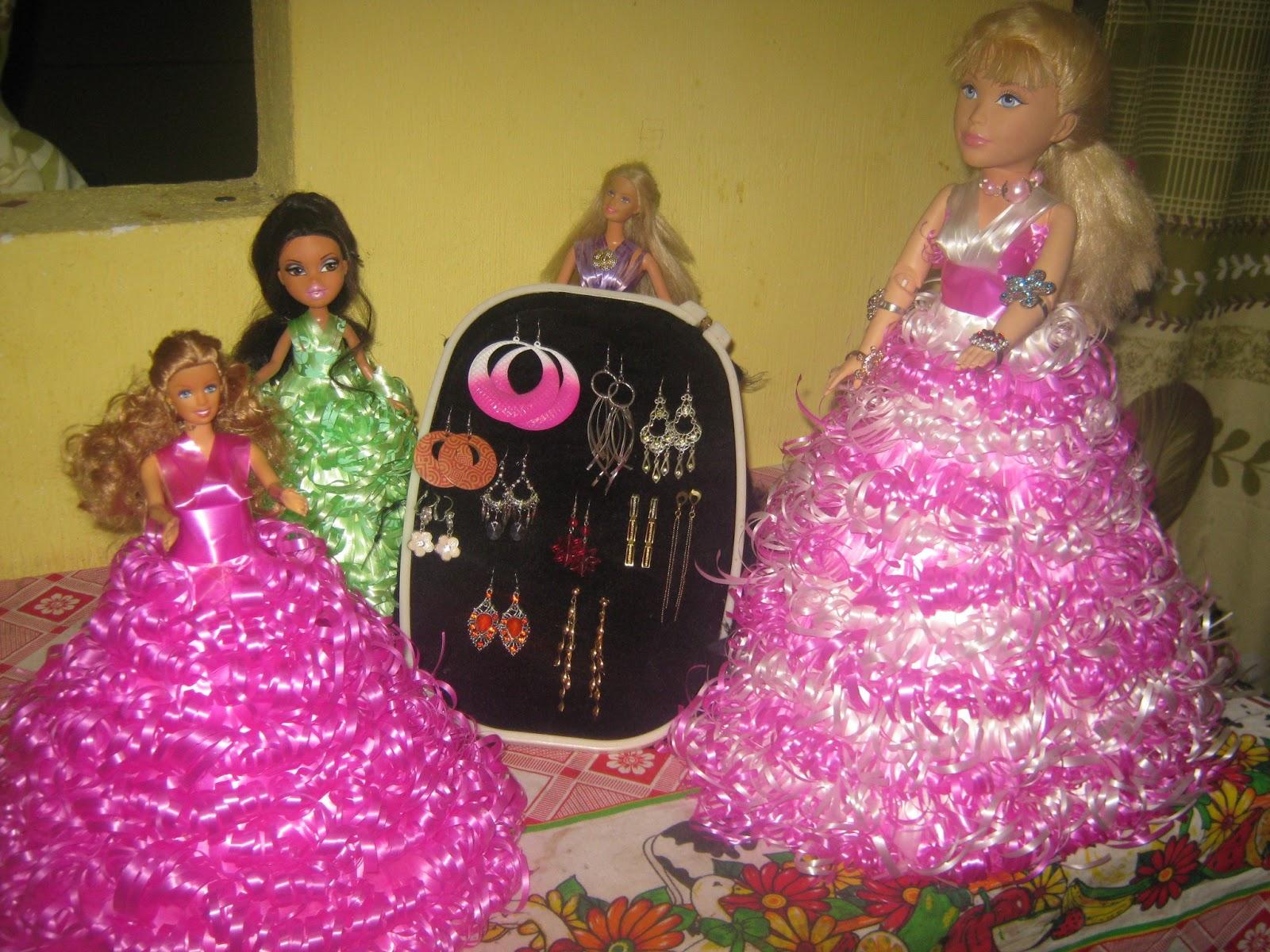 Muñecas de foami para 15 años - Imagui