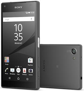 Harga dan Spesifikasi Sony Xperia Z5 Compact Terbaru