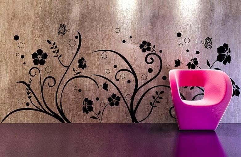 Декор стен картинки