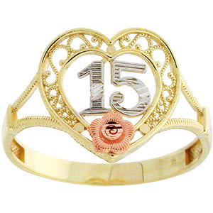 Meaning of the Quinceanera ring