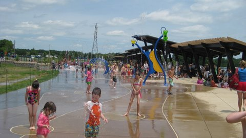 Review of Creekside Playground at the Parklands at Floyds Fork By ...