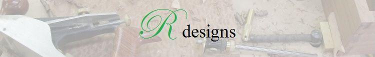 R designs