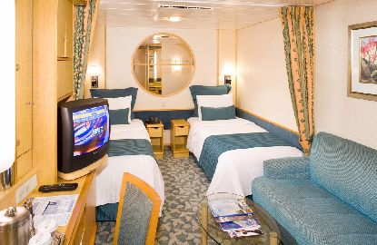 Cruising with the cricut finding roommates - Mariner of the seas interior stateroom ...
