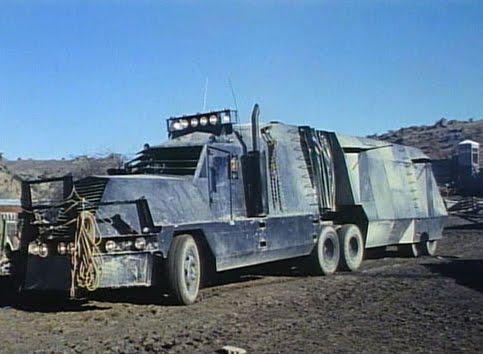Resultat d'imatges de Battletruck (Destructor)1981