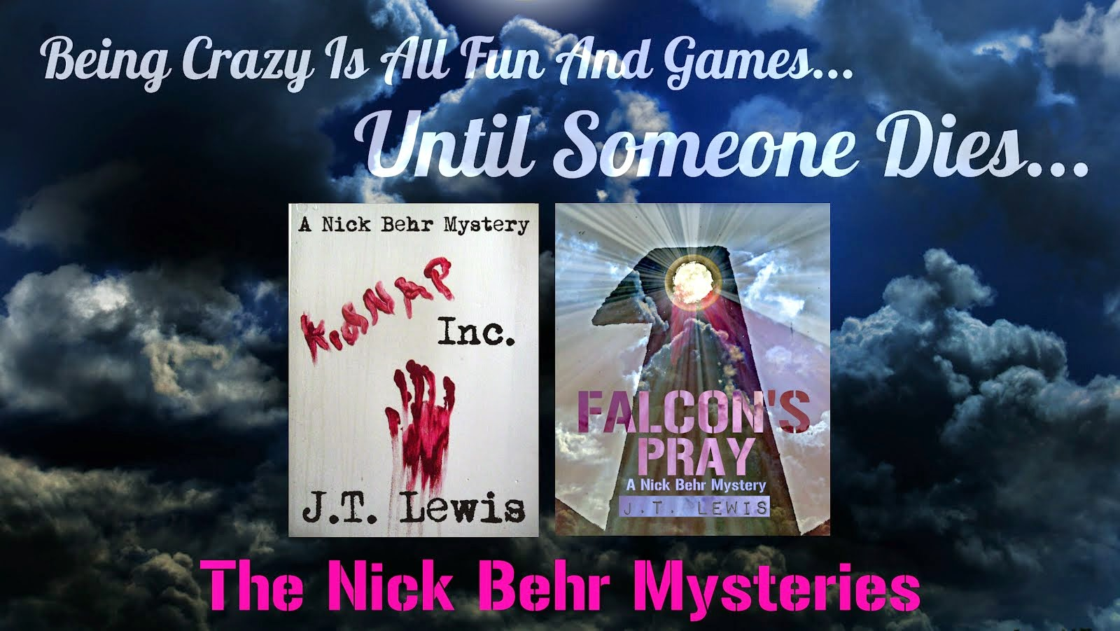 The Nick Behr Mysteries