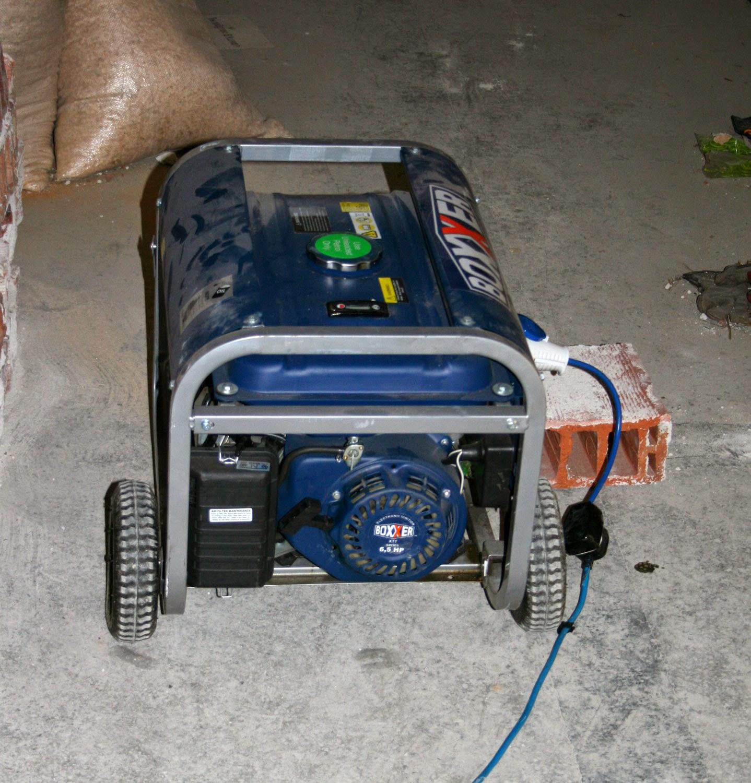 Using the generator