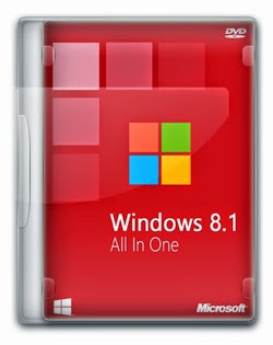 Microsoft Windows 8.1 AIO 6in1 x86/x64 Pro – PT BR + Serial