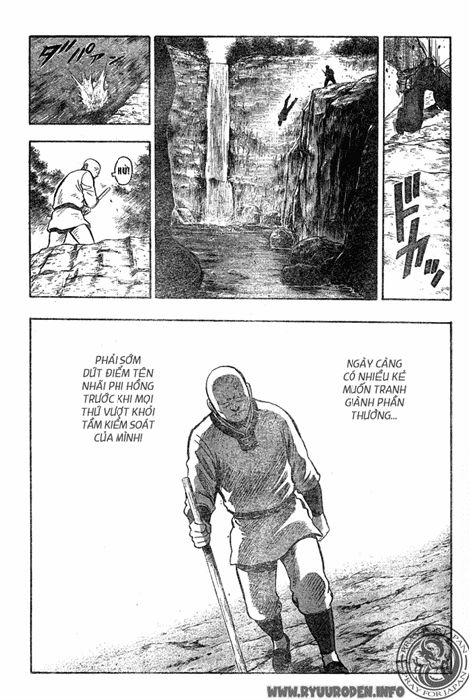 Hoàng Phi Hồng Phần 4 chap 56 Trang 22