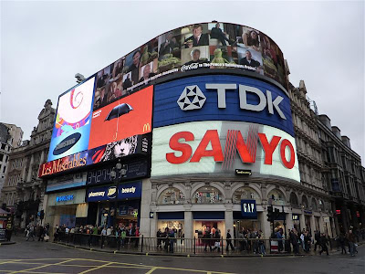 Piccadilly Circus Londres