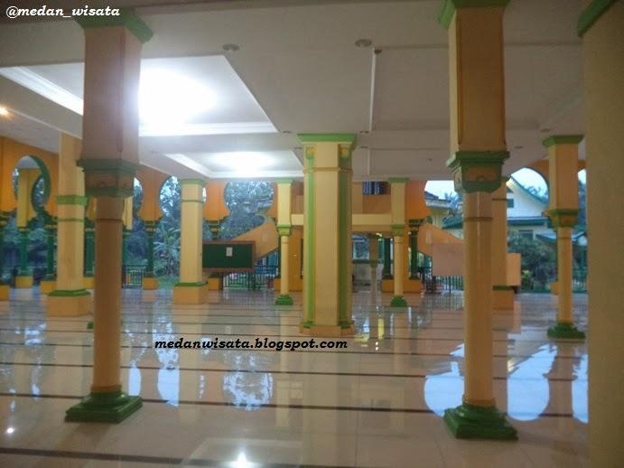 Masjid Al-Osmani Medan