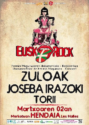 EUSK'ROCK 2013 pays basque
