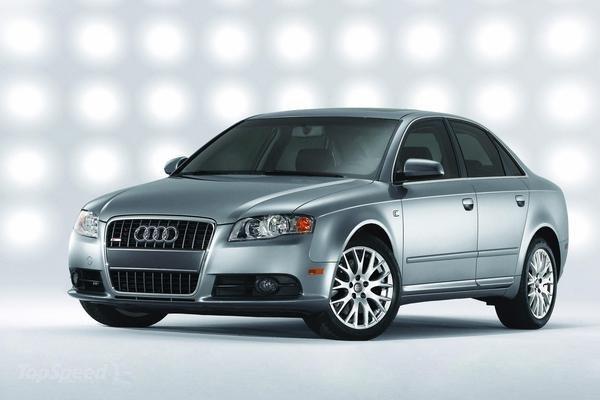 2008 Audi A4 Owners Manual Pdf