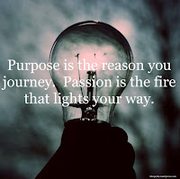 Purpose and Passion Quote